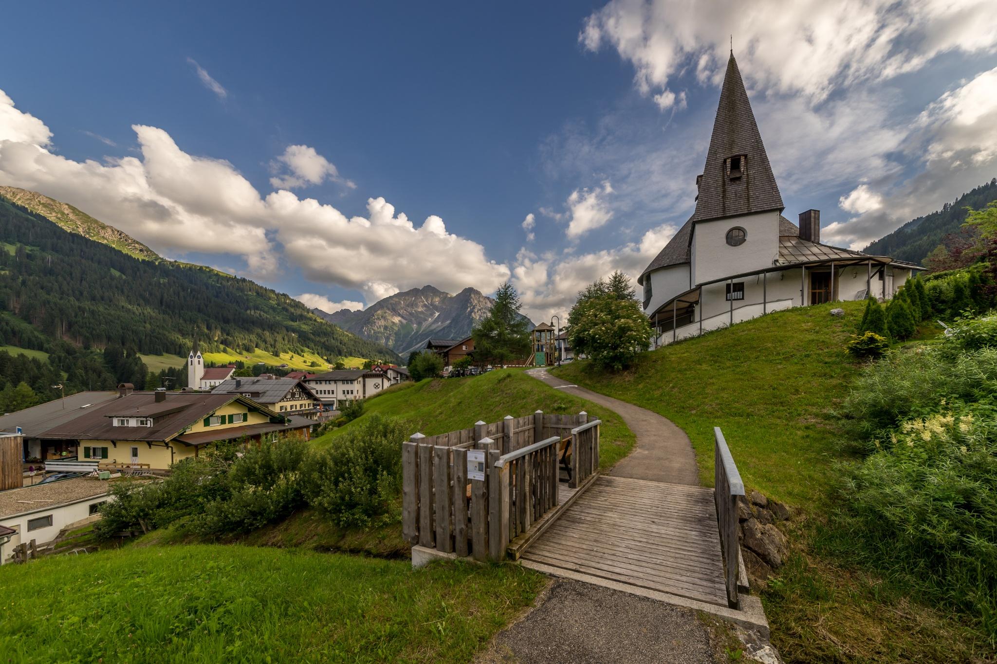 Wetter Hirschegg Kleinwalsertal 14 Tage