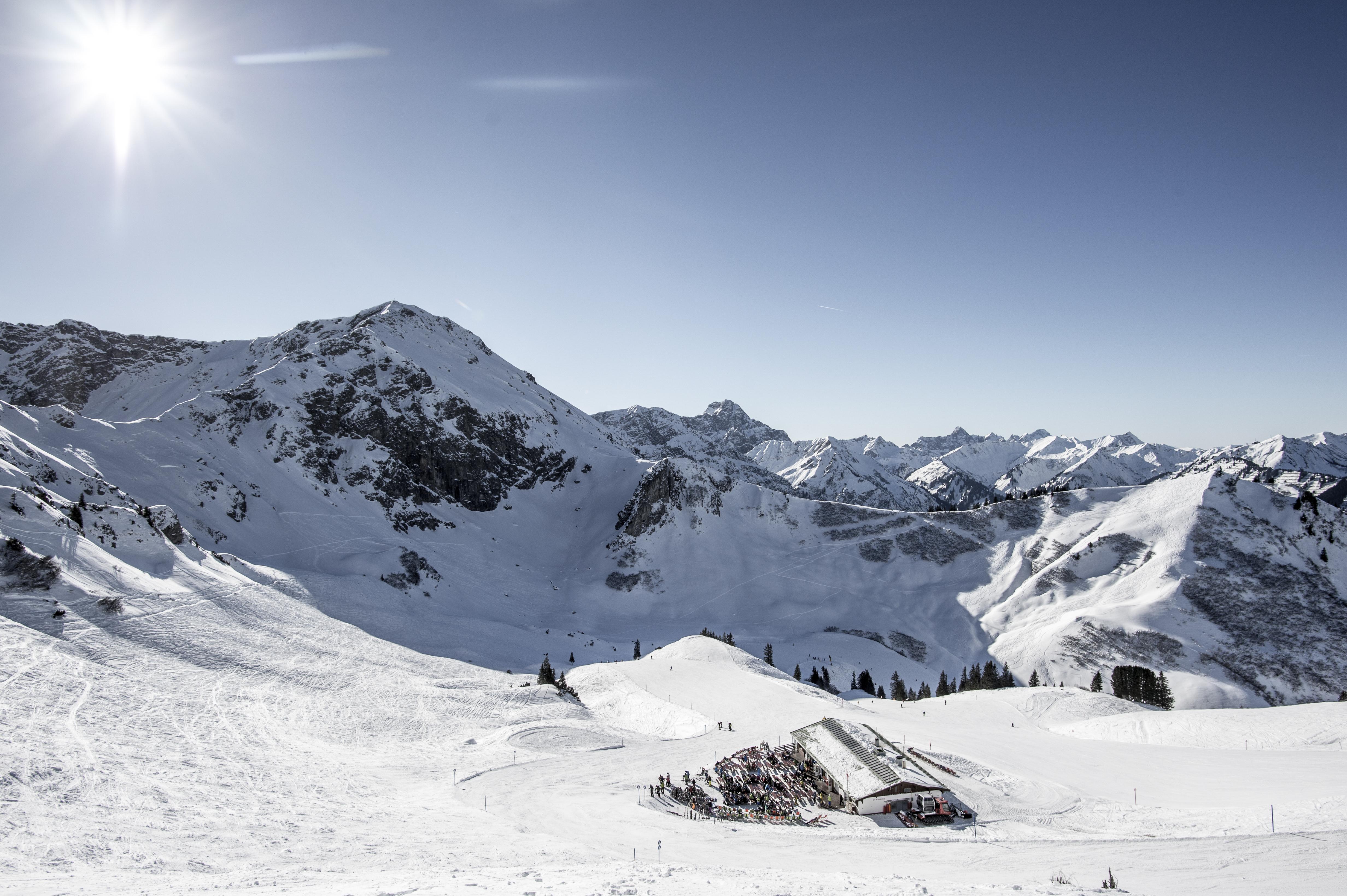 Weihnachten Skiurlaub 2019.Skigebiet Oberstdorf Kleinwalsertal Ski Genuss In Vorarlberg