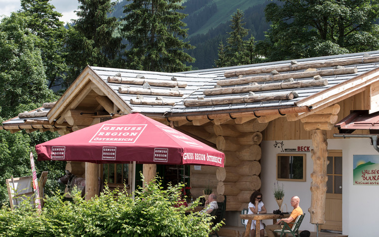 Smoke house at the Gourmet Days | © Kleinwalsertal Tourismus eGen | Photographer: Frank Drechsel
