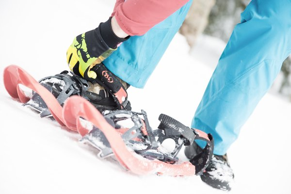 Snowshoe equipment | © Kleinwalsertal Tourismus eGen | Photographer: Oliver Farys