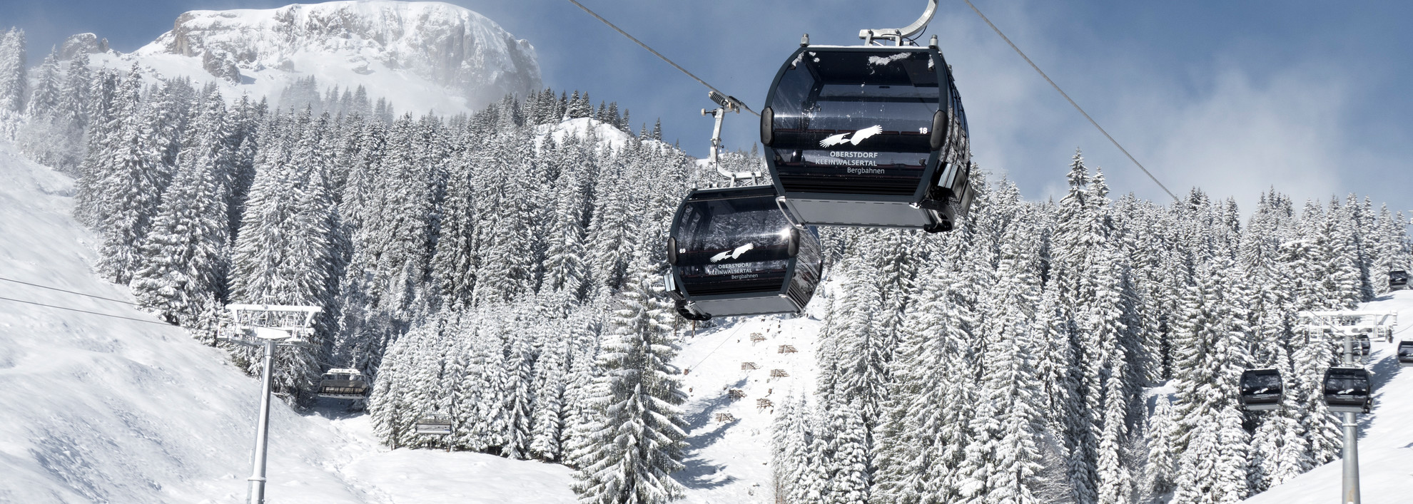 Skiing Ifen | © Oberstdorf Kleinwalsertal mountain railways
