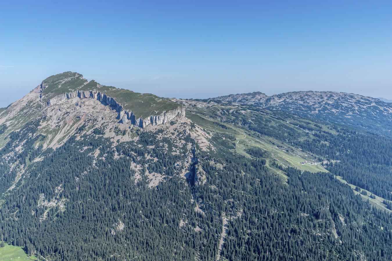 Anreise Ins Kleinwalsertal Vorarlberg