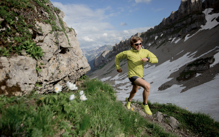 Trailrunning at Gottesacker | © Kleinwalsertal Tourismus eGen | Photographer: Robert Kampczyk