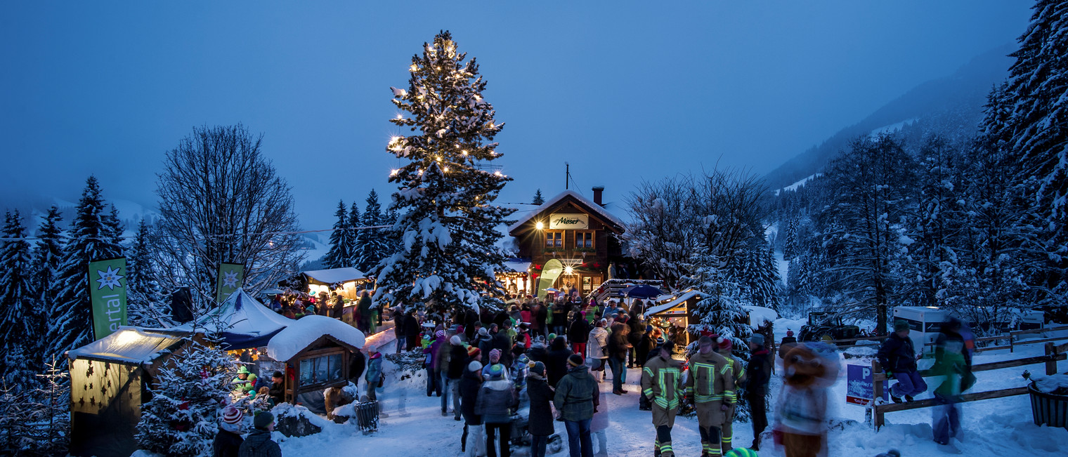 Advent E'Lüüta | © Kleinwalsertal Tourismus eGen | Photographer: Dominik Berchtold