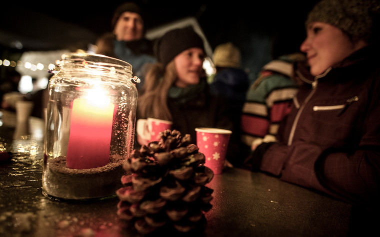 Contemplation and coziness in Advent | © Kleinwalsertal Tourismus eGen | Photographer: Dominik Berchtold