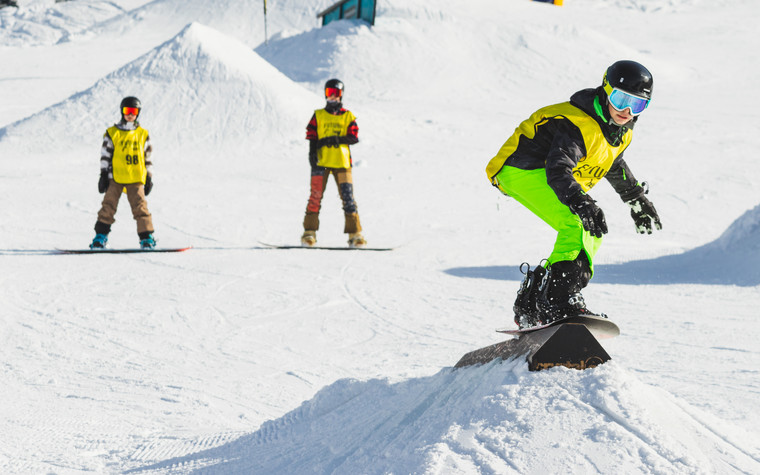 Futureheads Event 2020 | © HEAD Snowboards