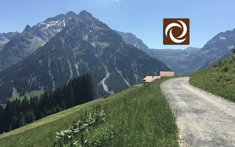 Omgang valley and panorama tour | © Kleinwalsertal Tourismus eGen | Photographer: Carolin Schratt