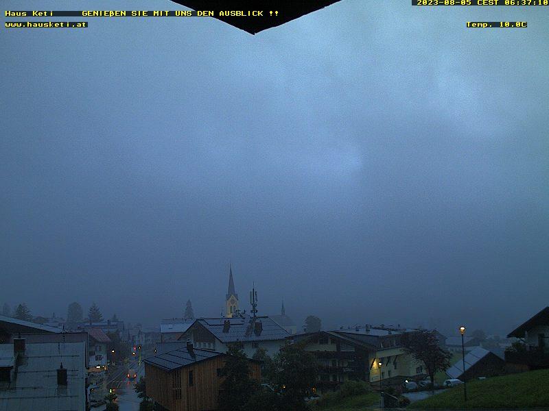 Webcam Kleinwalsertal