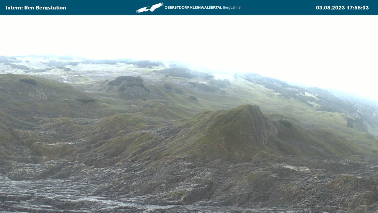 Kleinwalsertal Webcam