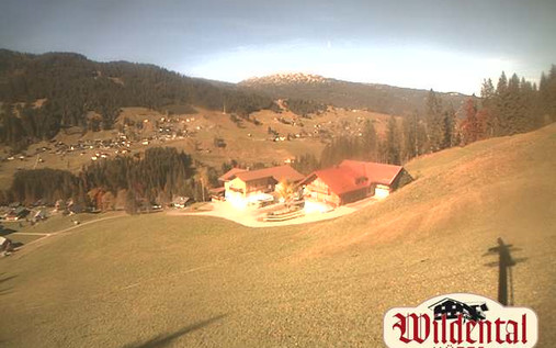 Wildentallift - Wildentalhütte
