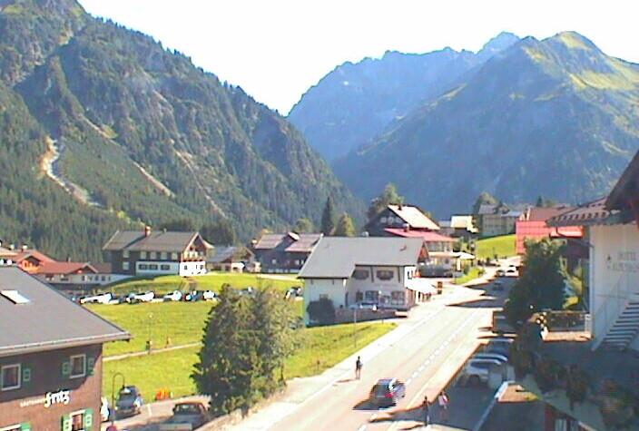 Mittelberg Hotel Alpenrose