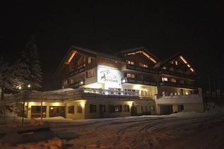 Bar & Lounge Steinbock-Alm Winter