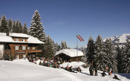 Bühlalpe Winter