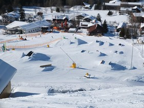 Free Wifi Kleinwalsertal Crystal Ground Snowpark