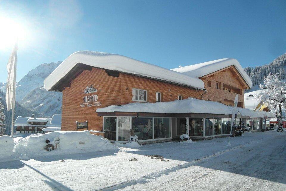 Klettersteigset Leihen Oberstdorf : Hilbrand sport mode verleih in mittelberg kleinwalsertal