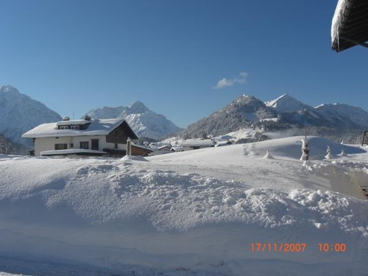 Aussicht im Winter | © Privat