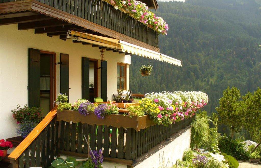 Ferienwohnungen Haus in der Sonne Familie Hämmerle