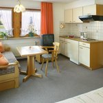 Photo of Apartment Beate 02 /combined  living-bed-room/shower/WC