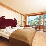 Photo of Double Room with mountain view